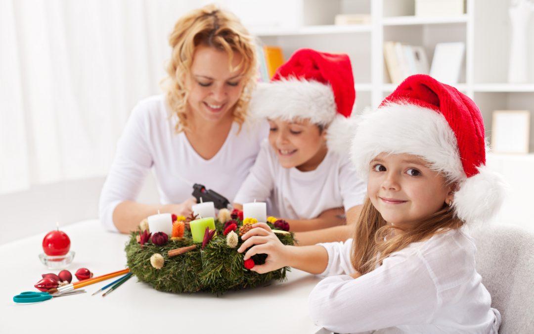 Harmonischer Advent mit Kind