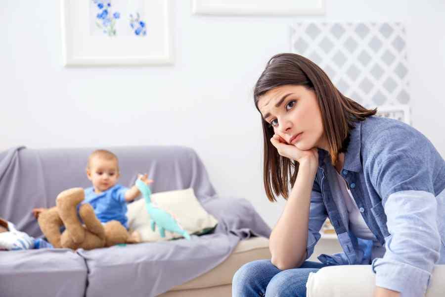 """Wenn das """"Mama-sein"""" keine Freude macht"""