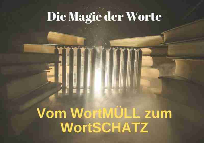 Die Magie der Worte öffnet Türen in eine neue Welt