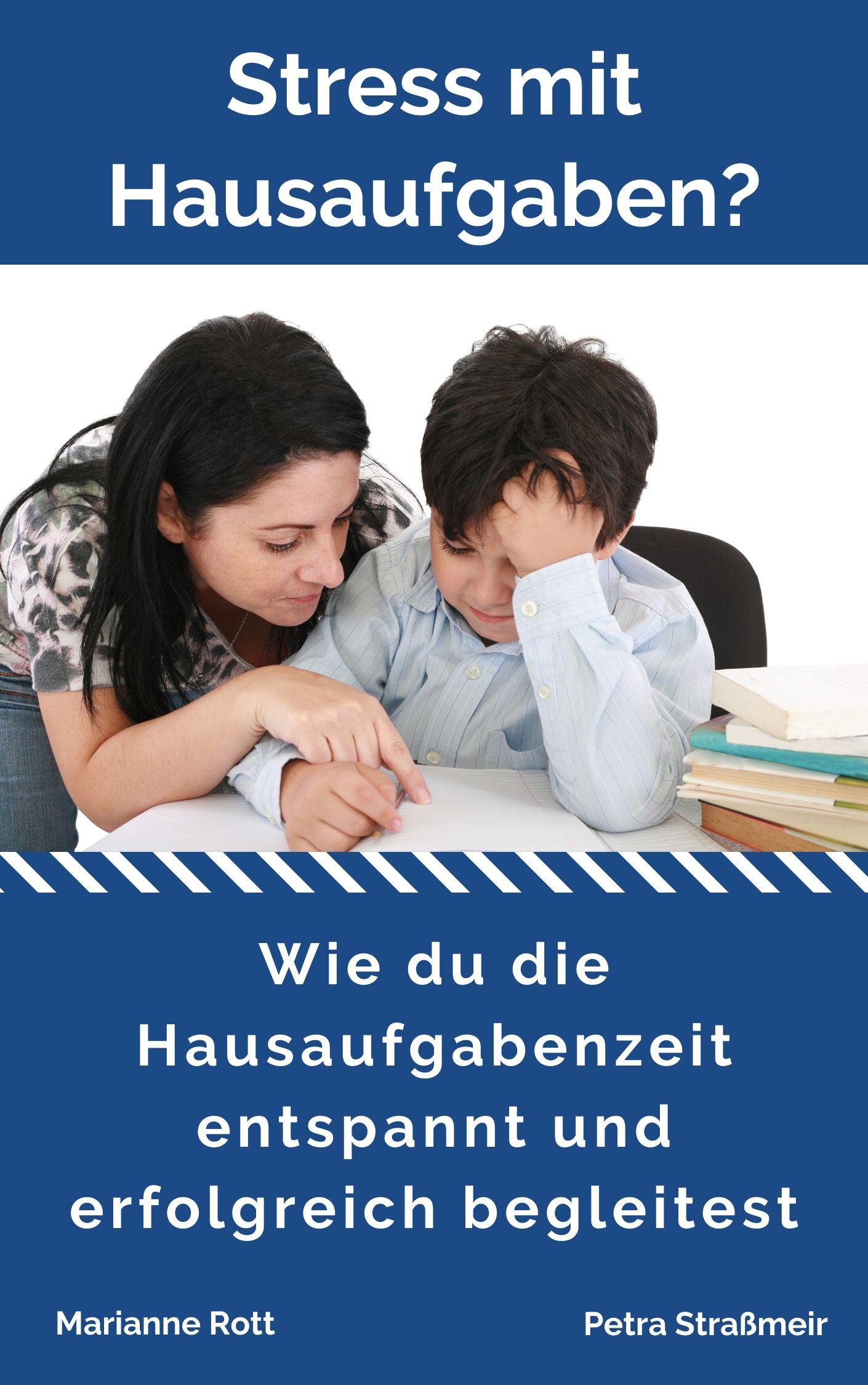 Cover Stress mit Hausaufgaben