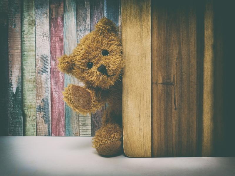 Teddy mit 33 Ideen Spiele